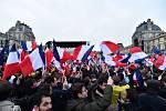 Radost Francouzů