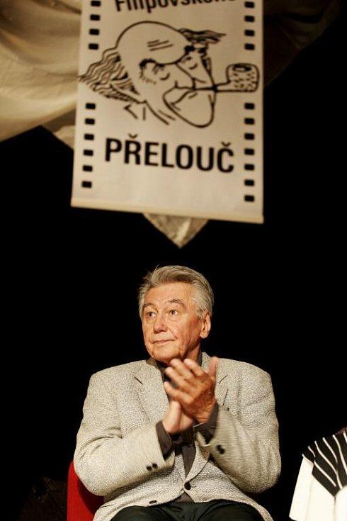 Josef Zíma obdržel cenu Prezídia herecké asociace za celoživotní mistrovství v dabingu.