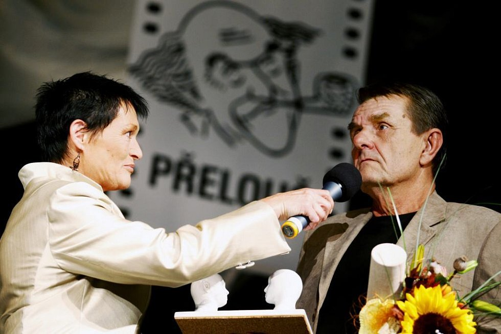 Za nejlepší mužský výkon převzal ocenění Jiří Plachý.