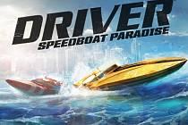 Mobilní hra Driver: Speedboat Paradise.