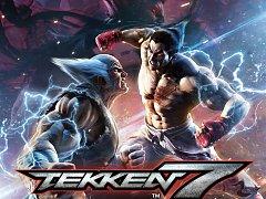 Počítačová hra Tekken 7.