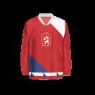 Hokejový dres z roku 1989.