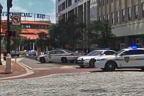 V Jacksonville Landing se střílelo