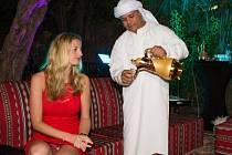 Petra Kvitová v Dubaji