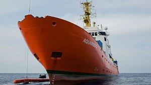 Záchranná loď Aquarius 2