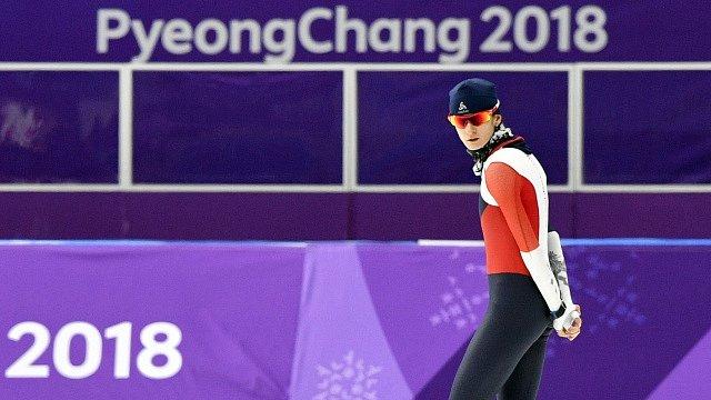 Martina Sáblíková na zimní olympiádě