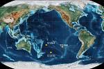 Vědci provedli několik vrtů ve středu oblasti vířících oceánských proudů, kde mořská hloubka dosahuje až šesti kilometrů