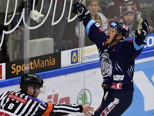 Bílí Tygři Liberec zvítězili na Spartě