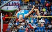 Atletický Kontinentální pohár 2018 v Ostravě.Skok vysoký, výška mužů