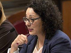 Cristina Garciová, aktivistka z hnutí MeToo