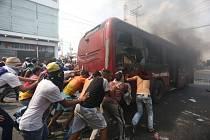 Demonstrace ve Venezuele