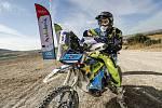 Libor Podmol na Andalúcia Rallye