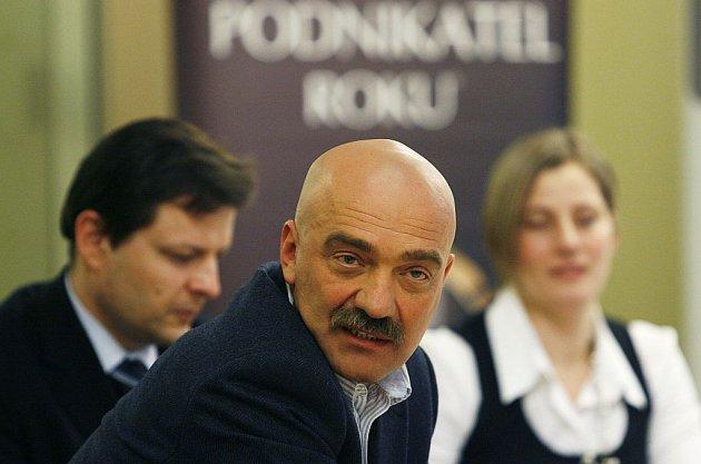 Podnikatel roku Tomáš Březina