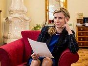 Ministryně školství Kateřina Valachová poskytla 9. února v Praze rozhovor Deníku.