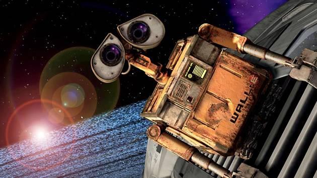 HELLO VALL-I! Robůtek likvidátor se na Zemi zamiloval do Hello Dolly a do autosondy EVA. Pozemšťané se brzo zamilují do něj.