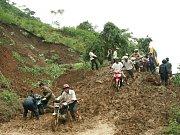 Záplavy ve Vietnamu