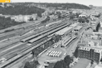 Smíchovské nádraží současný stav.