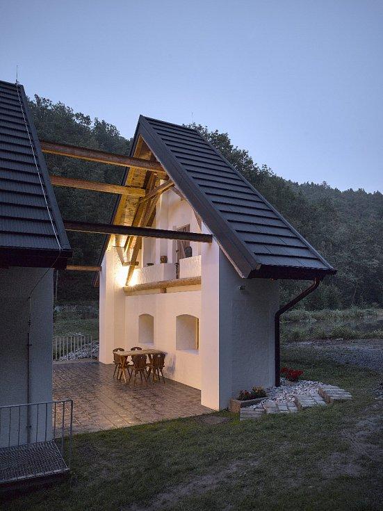 Realizace architektonické kanceláře Stempel & Tesař