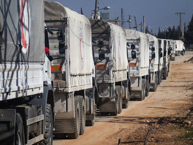 OSN a partnerské humanitární organizace se chystají v příštích pěti dnech dodat pomoc 154.000 Syřanům v obléhaných oblastech.
