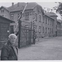 Tomáš Radil po letech navštívil Osvětim.