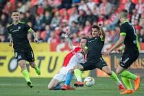 SK Slavia Praha – FC Slovan Liberec.