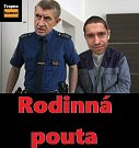 Nový seriál rodinná pouta v hlavní roli s Andrejem Babišem a jeho synem.