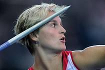 Barbora Špotáková vybojovala na ME v Barceloně bronz.