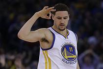Klay Thompson z Golden State.