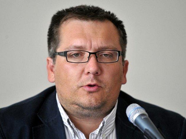 Bývalý radní hlavního města Jiří Janeček.