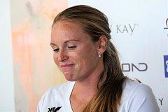 Beachvolejbalistka Kristýna Hoidarová Kolocová dala sportu sbohem.