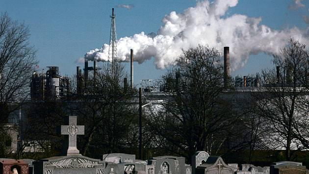 Emise (ilustrační snímek)