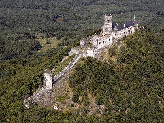 Hrad Bezděz.