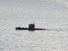 Soukromá ponorka Nautilus vynálezce Petera Madsena