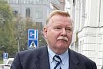 Předseda dozorčí rady SK Kladno Ladislav Malý