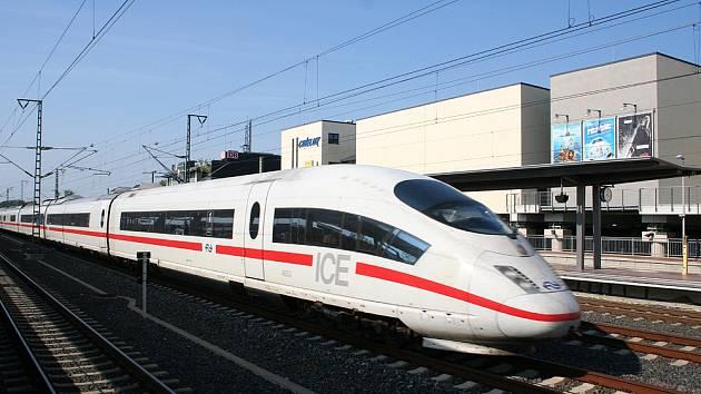 Rychlovlak InterCity Express (ICE 3 NS)