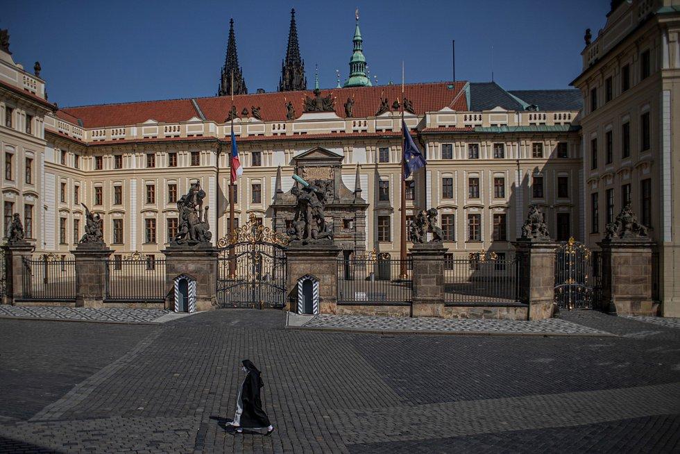 Kategorie Každodenní život: Praha za dob koronaviru