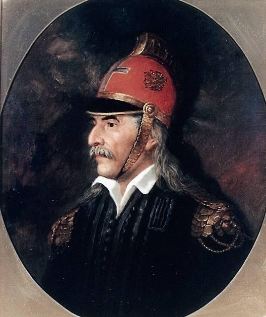 Theodoros Kolokotronis, řecký národní hrdina a legendární vojevůdce v osvobozenecké válce
