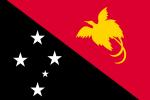 Vlajka Papuy Nové Guineje
