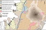 Nově objevený kráter nedaleko pobřeží Skotska