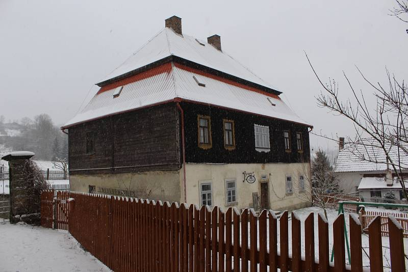 Mýdlárna Koukol ve Volfarticích na Českolipsku