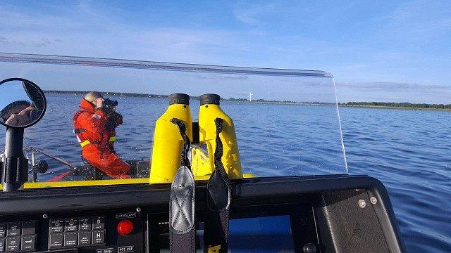 Pátrání po potopené ponorce Nautilus