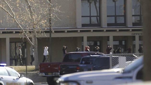 Střelba na střední škole ve státě Nové Mexiko v USA