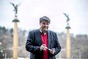 Děkan Právnické fakulty UK Jan Kuklík poskytl 20. prosince v Praze rozhovor Deníku.
