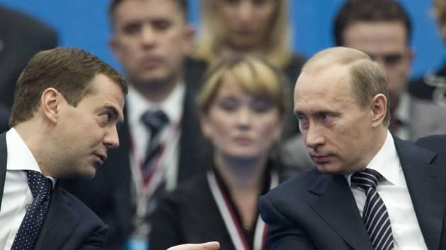 Putin stane v čele Jednotného Ruska až poté, co předá prezidentské pravomoci.