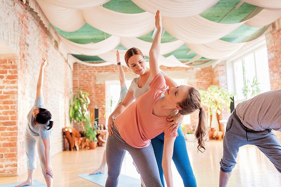 Základní pravidlo dobrého učitele jógy zní: Neměl by učit nic, co sám na vlastní kůži neprožil.