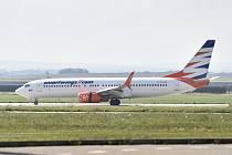 Boeing 737-800 společnosti SmartWings