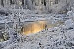 Led, námraza - Ilustrační foto