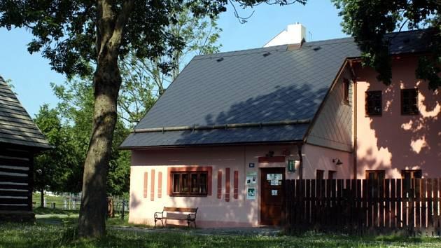 Informační centrum v Hlinsku.