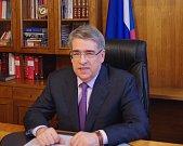 Velvyslanec Ruska v České republice Alexandr Zmejevskij