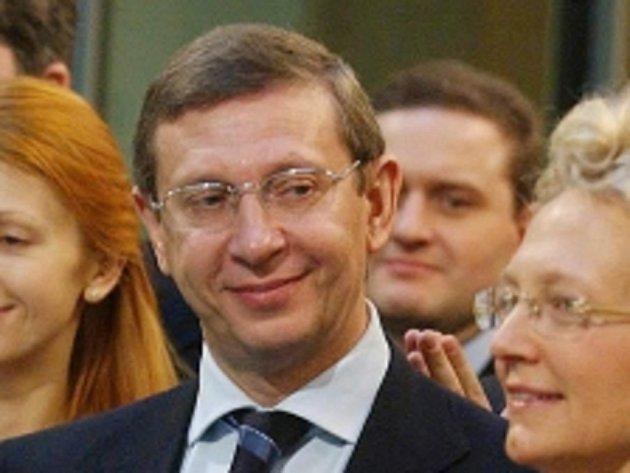 Ruský podnikatel a miliardář Vladimir Jevtušenkov.